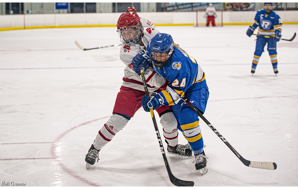 Hockey Image 20: player smiles before game